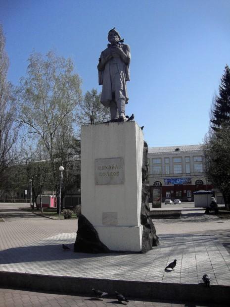 Выезд в Томск