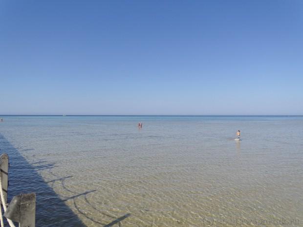 Море мелкое