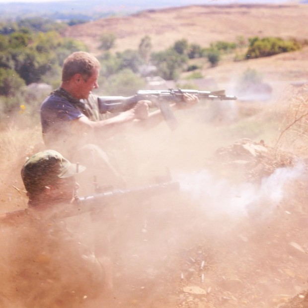 Ополчение сдерживает прорыв украинских карателей из Иловайского котла
